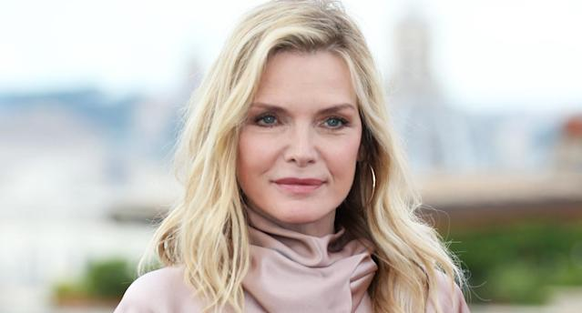 Michelle Pfeiffer attends the photocall of the movie 'Maleficent' in October 2019. [Photo: Getty]