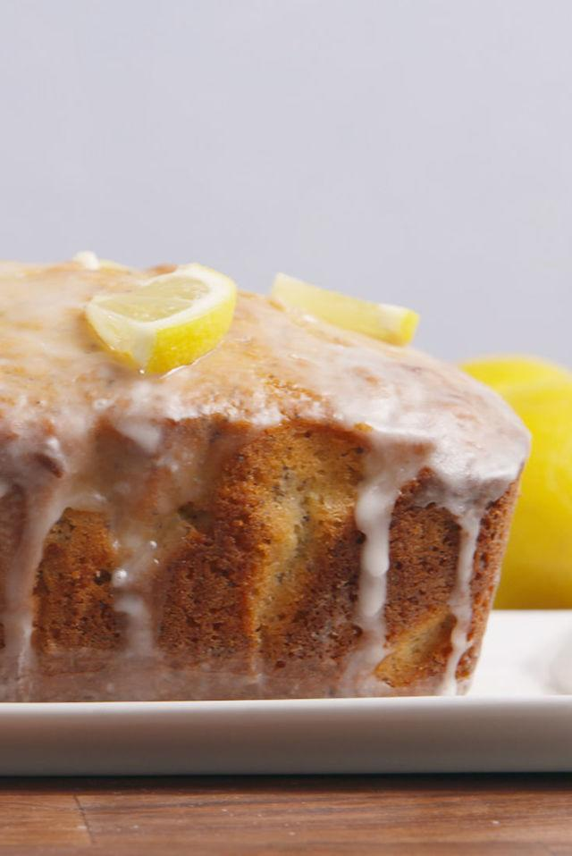 "<p><span>It </span><em>tastes</em><span> like sunshine.</span></p><p>Get the recipe from <a rel=""nofollow"" href=""http://www.delish.com/cooking/recipe-ideas/recipes/a52084/lemon-poppyseed-bread-recipe/"">Delish</a>.</p>"