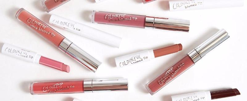 Colourpop Is Offering 10 Percent Off For Tax Day -Here's How to Get the Deal