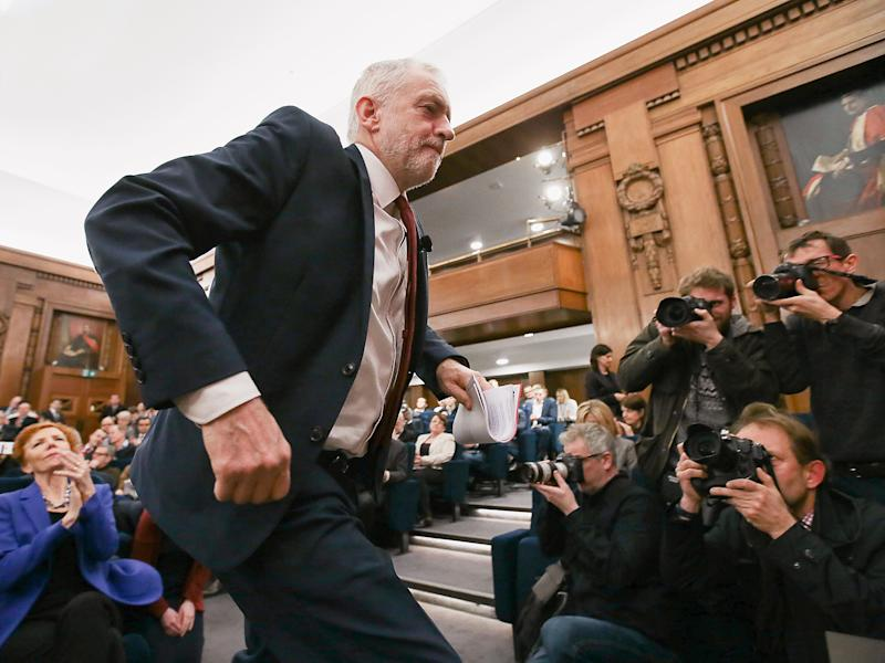 Labour leader Jeremy Corbyn is expected to suffer some big defeats on 4 May: Getty