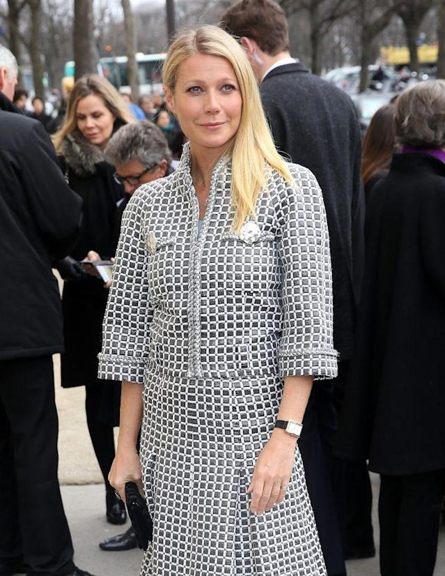 A gynecologist is dismissing medical claims on Gwyneth Paltrow's Goop website. (Photo: Getty Images)