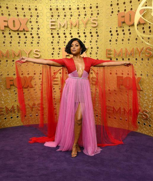 PHOTO: Taraji P. Henson attends the 71st Emmy Awards at Microsoft Theater on September 22, 2019 in Los Angeles, California. (Kevin Mazur/Getty Images)