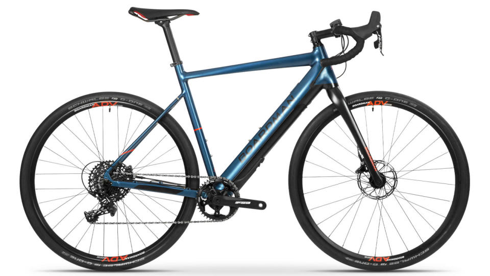 Best electric gravel bike: Boardman ADV 8