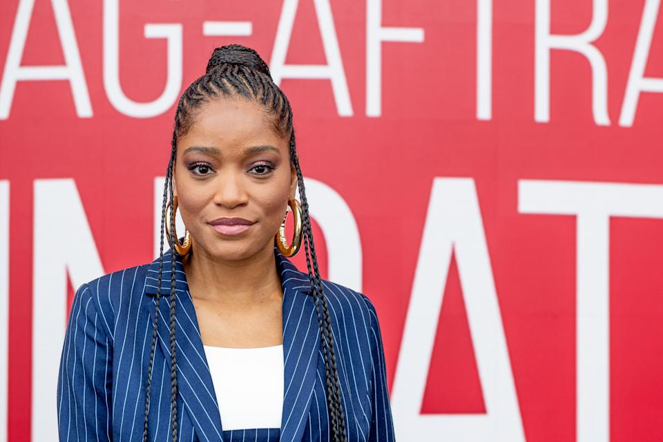 Keke Palmer speaks about her role in the Black Lives Matter movement. (Photo: Getty Images)