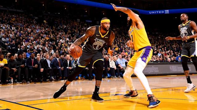 We watched DeMarcus Cousins struggle through two major leg injuries and take discount deals with the Warriors and Lakers. The Open Floor podcast discusses what next season holds for Cousins in Los Angeles.