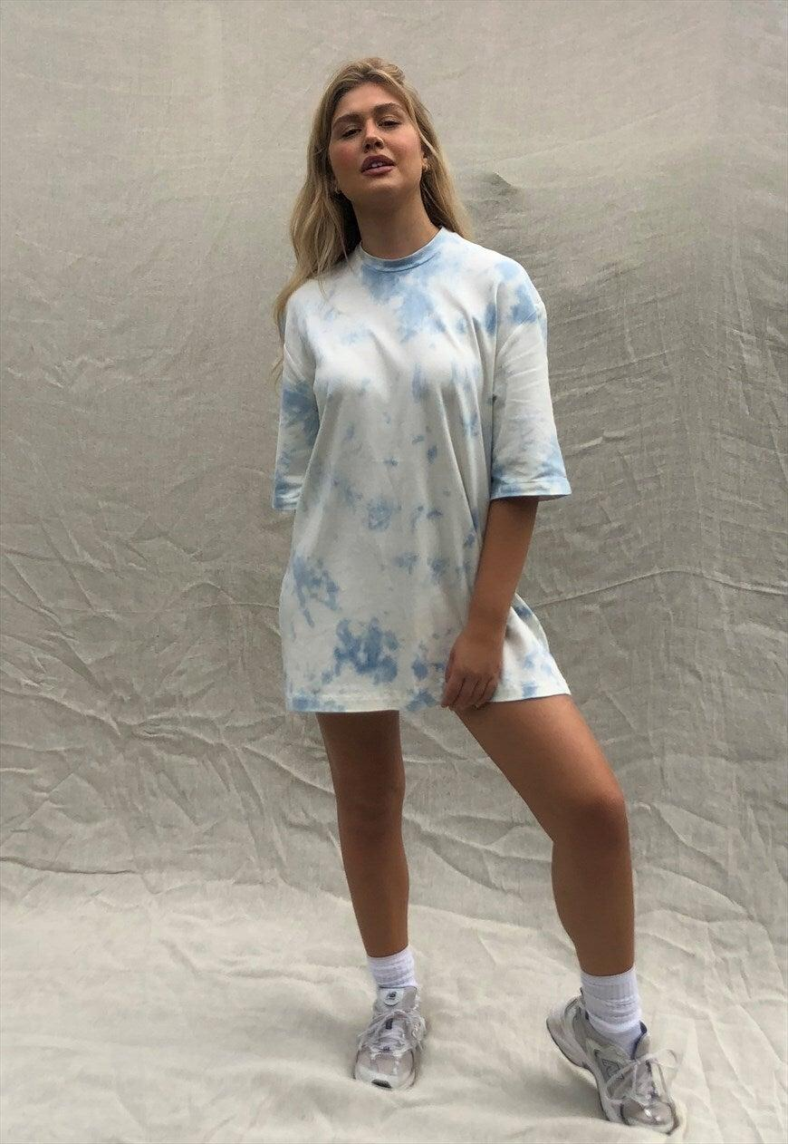 """<br><br><strong>Awfully Pretty</strong> Sky Oversized T-shirt Dress, $, available at <a href=""""https://go.skimresources.com/?id=30283X879131&url=https%3A%2F%2Fmarketplace.asos.com%2Flisting%2Fdresses%2Fsky-oversized-t-shirt-dress%2F5751865"""" rel=""""nofollow noopener"""" target=""""_blank"""" data-ylk=""""slk:asos marketplace"""" class=""""link rapid-noclick-resp"""">asos marketplace</a>"""