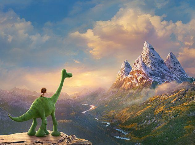 "<p>While the more cartoonish designs of Arlo, the apatosaurus star of this movie, and his human cave-boy friend are entertaining to watch, the tale — which covers young Arlo trying to reunite with a lost family — feels overly familiar.</p><p><a class=""link rapid-noclick-resp"" href=""https://go.redirectingat.com?id=74968X1596630&url=https%3A%2F%2Fwww.disneyplus.com%2Fmovies%2Fthe-good-dinosaur%2F6xKEV7M8fiiu&sref=https%3A%2F%2Fwww.redbookmag.com%2Flife%2Fg35149732%2Fbest-pixar-movies%2F"" rel=""nofollow noopener"" target=""_blank"" data-ylk=""slk:DISNEY+"">DISNEY+</a> <a class=""link rapid-noclick-resp"" href=""https://www.amazon.com/Good-Dinosaur-Theatrical-Peter-Sohn/dp/B018YO6VL0?tag=syn-yahoo-20&ascsubtag=%5Bartid%7C10063.g.35149732%5Bsrc%7Cyahoo-us"" rel=""nofollow noopener"" target=""_blank"" data-ylk=""slk:AMAZON"">AMAZON</a> </p><p><strong>RELATED: </strong><a href=""https://www.goodhousekeeping.com/life/entertainment/g27455032/pixar-easter-eggs/"" rel=""nofollow noopener"" target=""_blank"" data-ylk=""slk:40+ Pixar Easter Eggs That Probably Went Straight Over Your Head"" class=""link rapid-noclick-resp"">40+ Pixar Easter Eggs That Probably Went Straight Over Your Head</a></p>"