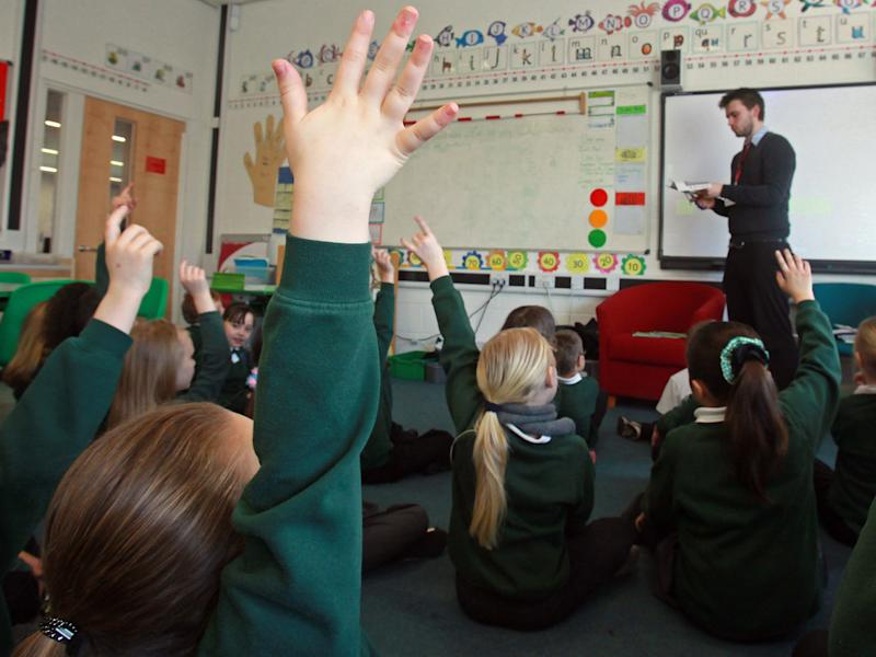 A further 295,000 new pupils are expected to enroll in the school system by 2020: Getty
