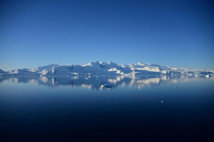 """""""The Antarctic Peninsula is among the fastest-warming regions of the planet -- almost 3C over the last 50 years,"""" warned the head of the UN's World Meteorological Organization"""