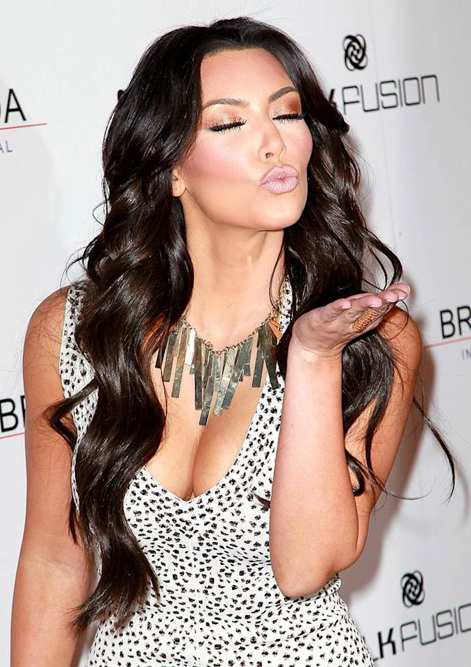 "Somehow we don't think the ambitious Kim K will be living the single life for long! David Livingston/<a href=""http://www.gettyimages.com/"" target=""new"">GettyImages.com</a> - April 7, 2010"