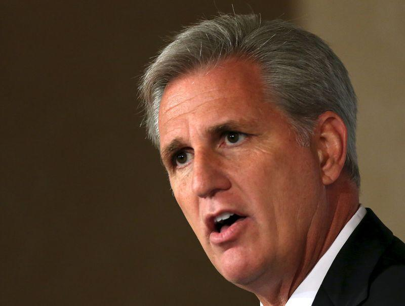McCarthy Says Debt Will Be 'Taken Care of' if GOP Wins the House
