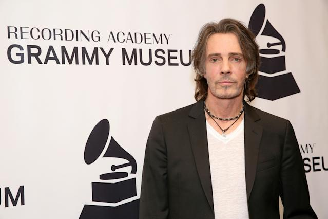 Rick Springfield attends The Drop: Rick Springfield at the Grammy Museum in Los Angeles. (Photo: Rebecca Sapp/WireImage for the Recording Academy )