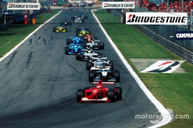 "2000 Italian Grand Prix <span class=""copyright"">Sutton Motorsport Images</span>"