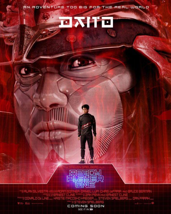 <p>Slightly gruff, infinitely cool – we won't say too much about Yoshiaki and his avatar Daito for fear of spoilers. Pop star Win Morisaki will take on this role. </p>