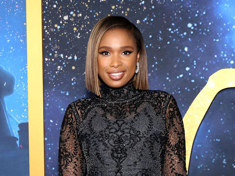 Jennifer Hudson offers surprise at-home performance for World Health Organization livestream