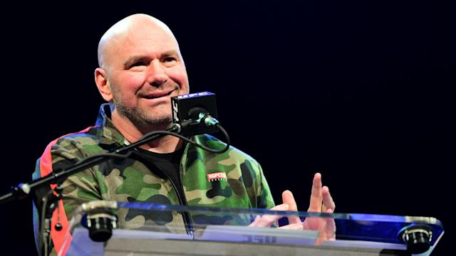 Dana White has penned a seven-year deal to remain as Ultimate Fighting Championship president.