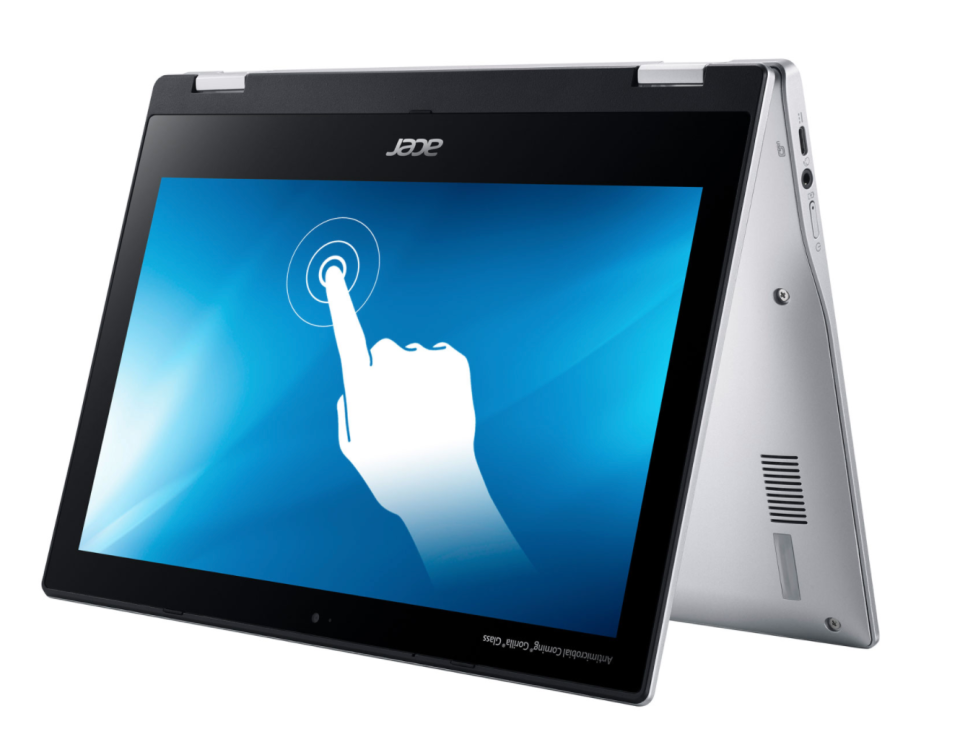 Acer Spin Touchscreen 2-in-1 Chromebook (Photo via Best Buy Canada)
