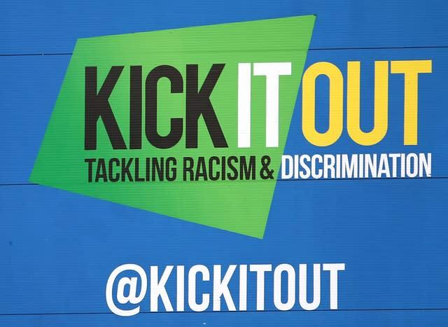 Twitter has met with Kick It Out to put measures in place to start to tackle the racism problem (Steve Paston/PA)