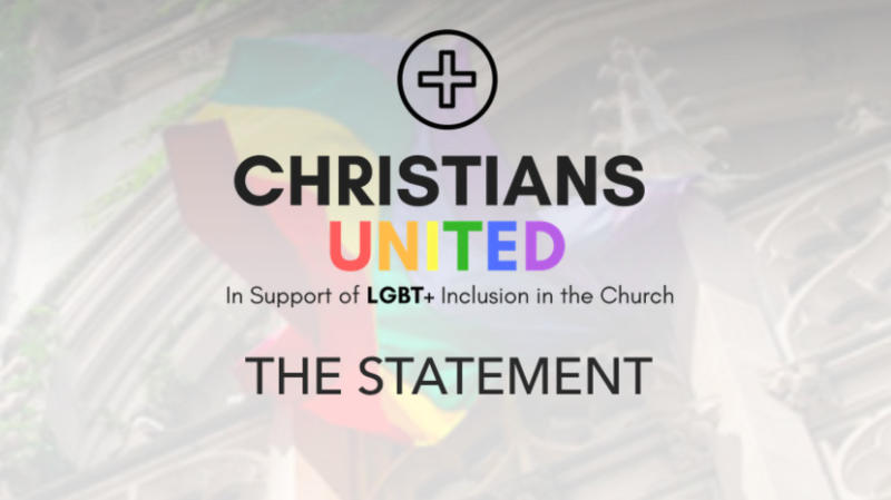 A day after evangelical leaders released a manifesto railing against same-sex marriage and the LGBTQ community, hundreds of Christian leaders and thousands of other concerned citizens have come forward with strong messages of inclusion.