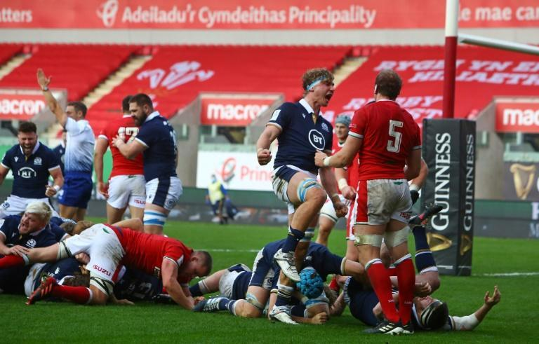 Scotland will only improve from their encouraging Six Nations campaign as they focus on the Autumn Nations Cup says head coach Gregor Townsend