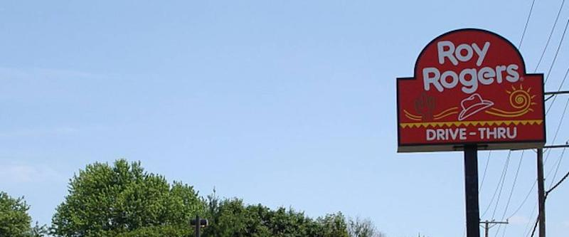 Roy Rogers Sign