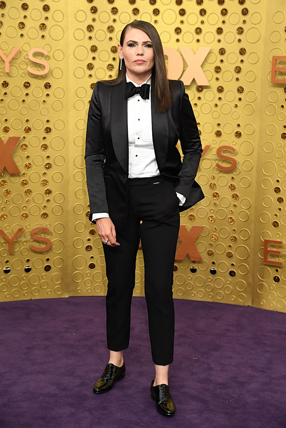 """<h1 class=""""title"""">Clea DuVall in Styland and Hearts On Fire jewelry</h1><cite class=""""credit"""">Photo: Getty Images</cite>"""