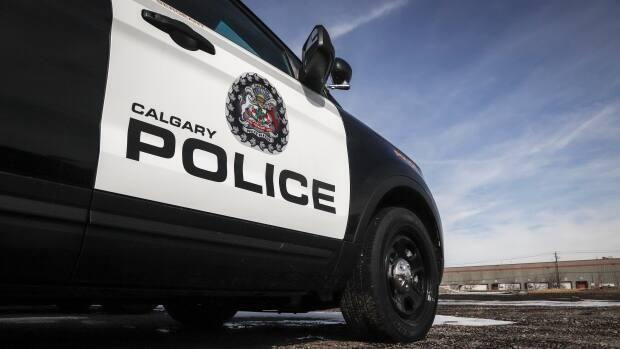 Calgary police said Monday that they have arrested and charged a man who is accused of advertising sex acts with a 15-year-old girl online in exchange for money that the man primarily kept for himself. (Jeff McIntosh/The Canadian Press - image credit)