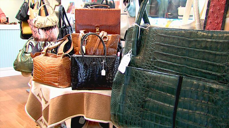 The $25,000 Used Purse is Perfect for the Hamptons