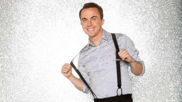 PHOTO: Frankie Muniz will compete for the mirror ball title on the new season 'Dancing With The Stars.' (Craig Sjodin/ABC)