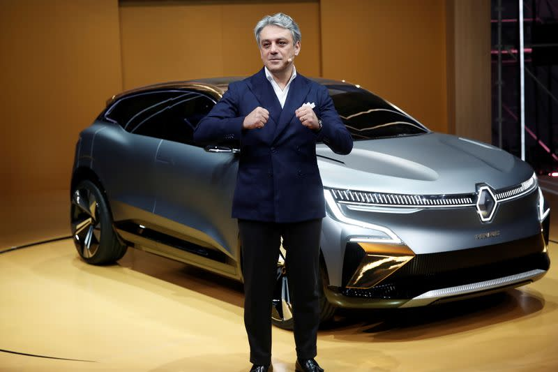 Renault updates its electric strategy