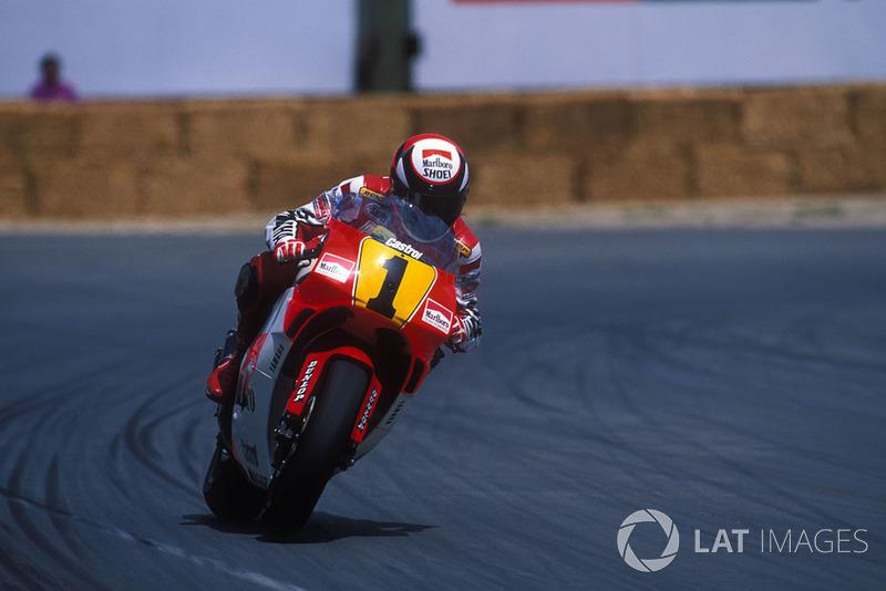 "1991: Wayne Rainey, Marlboro Roberts Yamaha<span class=""copyright"">Gold and Goose / Motorsport Images</span>"