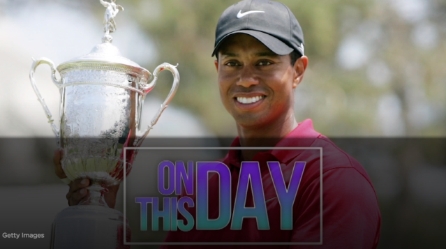On June 16, 2008, Tiger Woods took home his 14th major championship, the U.S. Open, which is the last major he has won to date.