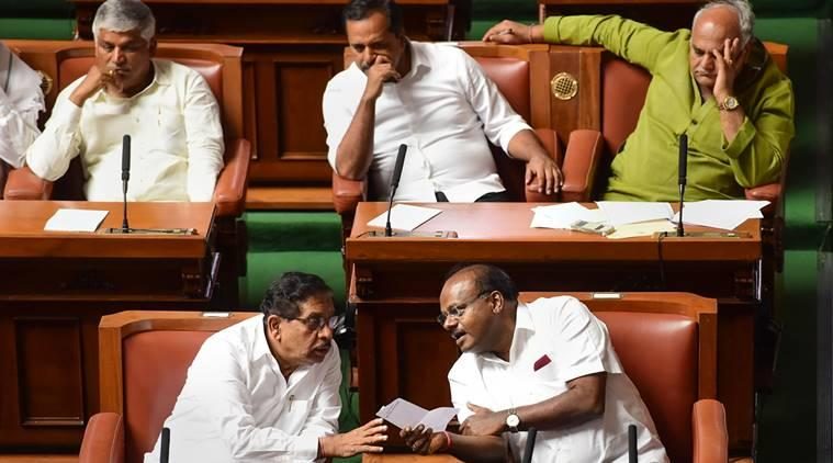 Karnataka heats up after SC orders status quo on rebel MLAs, Kumaraswamy seeks trust vote