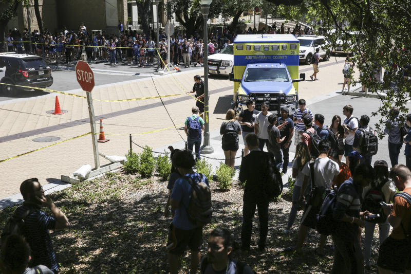 UT Austin student killed, 3 others wounded in campus stabbing