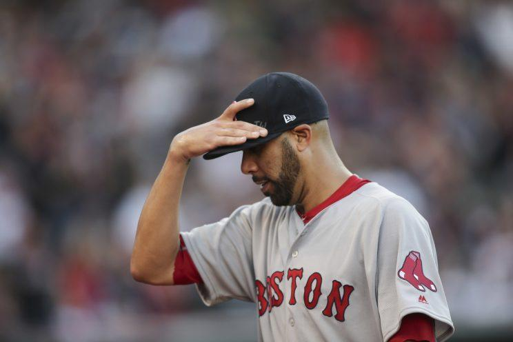 David Price hasn't pitched well in his two rehab starts. (AP Photo)