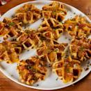"""<p>There's nothing we love more than building a massive sandwich with leftovers from a roast. But what's to be done with all those leftover mashed potatoes? We say, <a href=""""https://www.delish.com/uk/cooking/recipes/a30849292/chocolate-chip-cookie-waffles-recipe/"""" rel=""""nofollow noopener"""" target=""""_blank"""" data-ylk=""""slk:WAFFLE"""" class=""""link rapid-noclick-resp"""">WAFFLE</a> THEM!</p><p>Get the <a href=""""https://www.delish.com/uk/cooking/recipes/a35505786/mashed-potato-waffles-recipe/"""" rel=""""nofollow noopener"""" target=""""_blank"""" data-ylk=""""slk:Mashed Potato Waffles"""" class=""""link rapid-noclick-resp"""">Mashed Potato Waffles</a> recipe.</p>"""