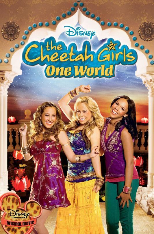 <p>Raven-Symone did not appear in this Bollywood-themed installment in <i>The Cheetah Girls</i> franchise, presumably because she was killed off in the previous installment? Tune into this one for two hours of nonstop mourning.<br><br><i>(Credit: Disney Channel)</i> </p>