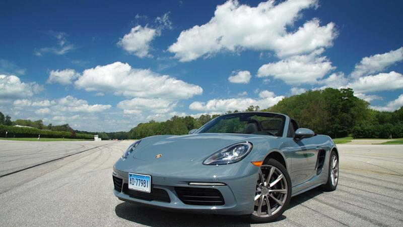 Consumer Reports Mattresses Issue 2017 Porsche 718 Boxster Review: Turbo-Boosted Brilliance