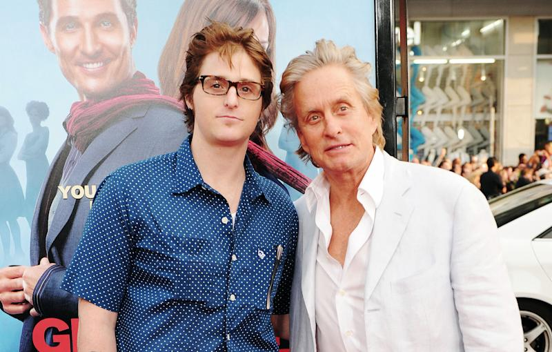 Michael Douglas' Son Cameron Released From Jail After Nearly Seven Years