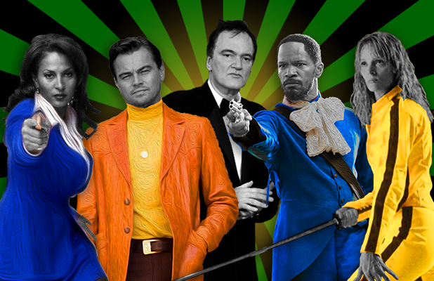 Quentin Tarantino's Films Ranked, From Least to Most Tarantino