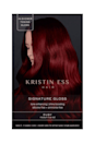 """<p><strong>Kristin Ess</strong></p><p>ulta.com</p><p><strong>$14.00</strong></p><p><a href=""""https://go.redirectingat.com?id=74968X1596630&url=https%3A%2F%2Fwww.ulta.com%2Fp%2Fsignature-hair-gloss-pimprod2023578&sref=https%3A%2F%2Fwww.cosmopolitan.com%2Fstyle-beauty%2Fbeauty%2Fg33576495%2Fbest-hair-toner%2F"""" rel=""""nofollow noopener"""" target=""""_blank"""" data-ylk=""""slk:Shop Now"""" class=""""link rapid-noclick-resp"""">Shop Now</a></p><p>An affordable (but equally effective!) option from Kristin Ess, this drugstore toner is alllll about shine. It does require a little prep work—you'll need to mix the developer and gloss, and throw on a pair of gloves—but the end result is totally worth it. Think: <strong><a href=""""https://www.cosmopolitan.com/style-beauty/a8985131/how-to-make-hair-shiny/"""" rel=""""nofollow noopener"""" target=""""_blank"""" data-ylk=""""slk:shiny,"""" class=""""link rapid-noclick-resp"""">shiny,</a> defined, and richly pigmented hair</strong>.</p>"""