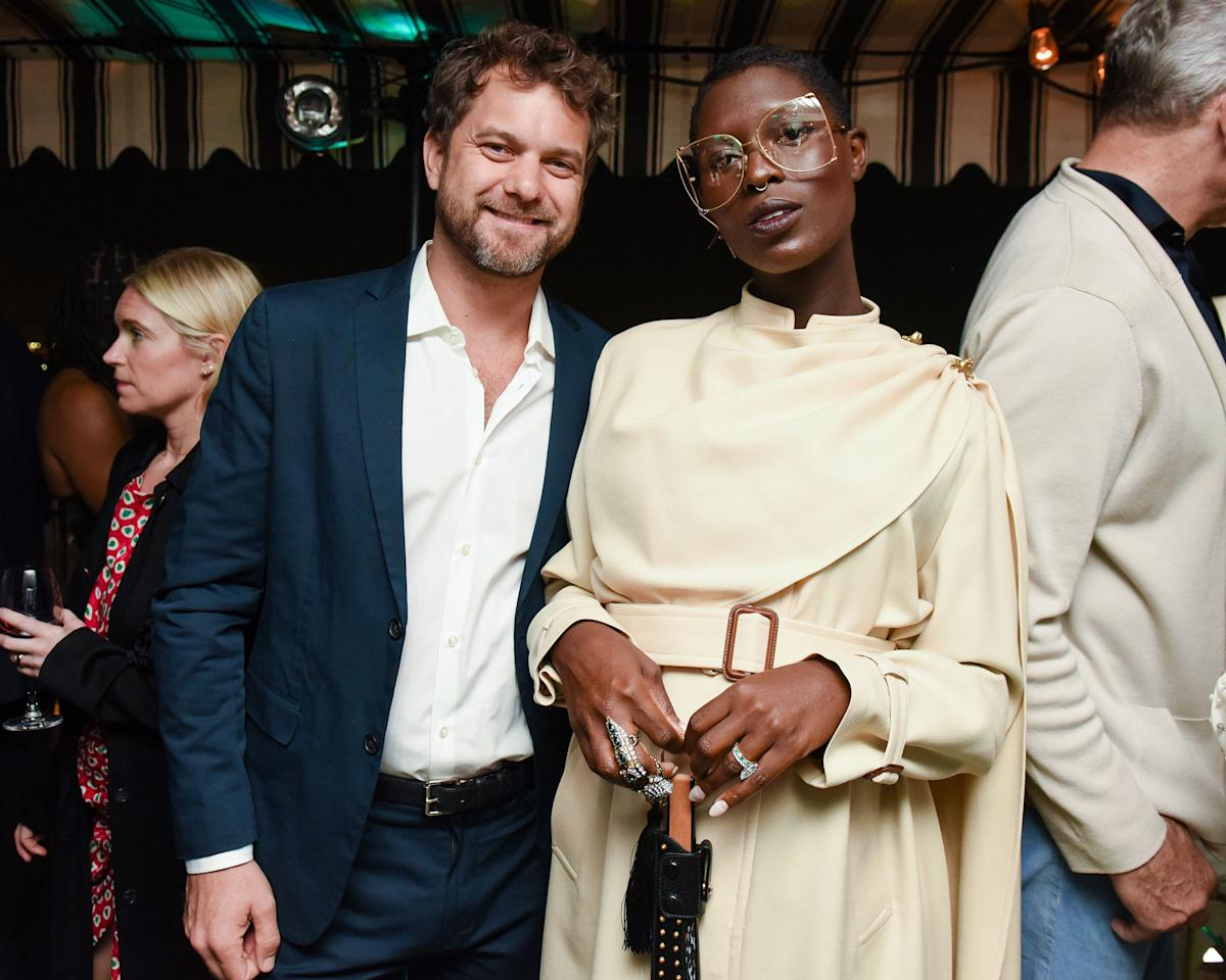 "<p>The happy couple made the January 2020 awards season circuit, slyly revealing some other news on Instagram: <a href=""https://people.com/movies/jodie-turner-smith-celebrates-new-year-naked-photo/"">a baby on the way!</a></p>"