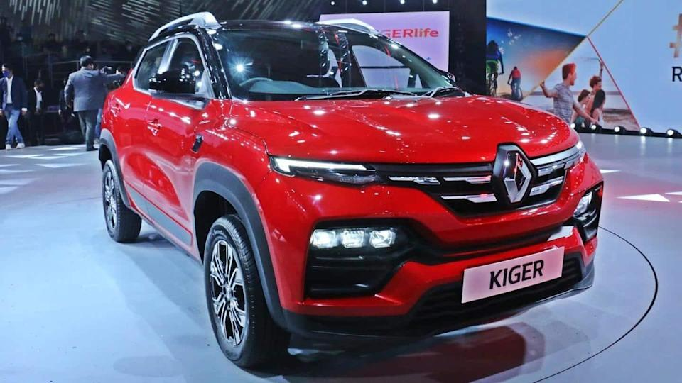 Production of Renault KIGER SUV commences, launch in India soon