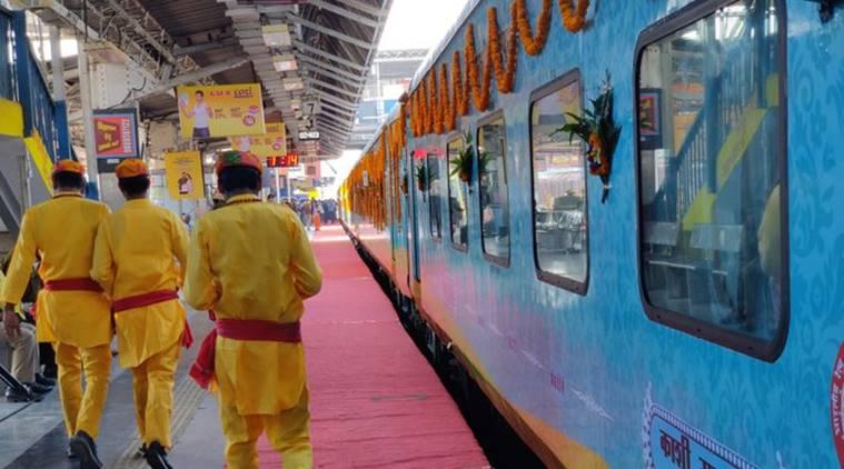 Seat reserved for Lord Shiva in Kashi-Mahakal Express