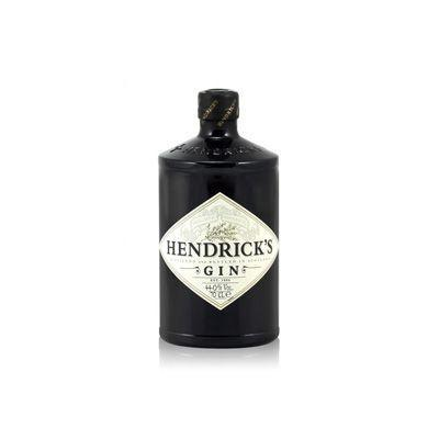 """<p><a class=""""link rapid-noclick-resp"""" href=""""https://go.redirectingat.com?id=127X1599956&url=https%3A%2F%2Fwww.masterofmalt.com%2Fgin%2Fhendricks-gin%2F&sref=https%3A%2F%2Fwww.esquire.com%2Fuk%2Ffood-drink%2Fg32841250%2Fbest-gins%2F"""" rel=""""nofollow noopener"""" target=""""_blank"""" data-ylk=""""slk:SHOP"""">SHOP</a></p><p>This distinctive bottle has become a mainstay in homes and bars alike, allowing a cucumber-infused, bright gin and tonic to be just moments away at all times. The Scottish gin is made using two different stills, and uses notes of juniper, elderflower, chamomile, coriander and more, alongside an infusion of cucumber and rose petal.</p><p>£30 / 70cl; 42% ABV</p>"""