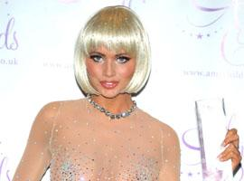 Amy Childs Gets Wiggy With It