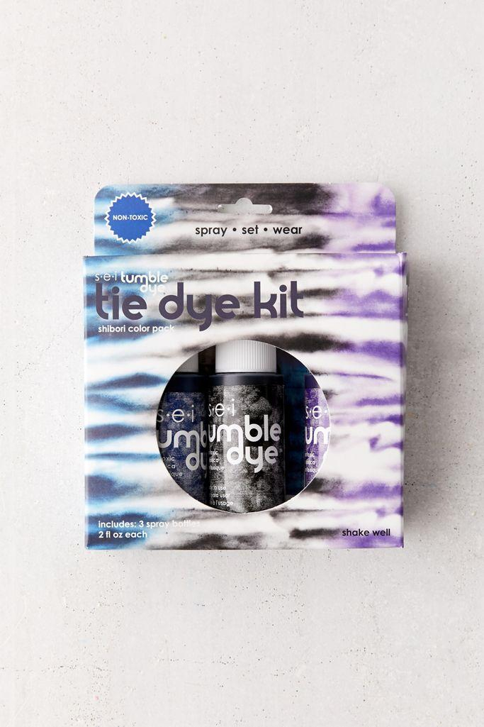 Tie-Dye 3-Pack Kit. Image via Urban Outfitters.