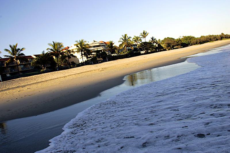 Noosa homes on the coastline could be under threat in decades to come. Source: Getty