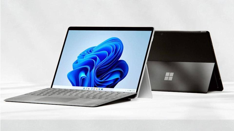 Microsoft Surface Pro 8 launched with improved design and hardware