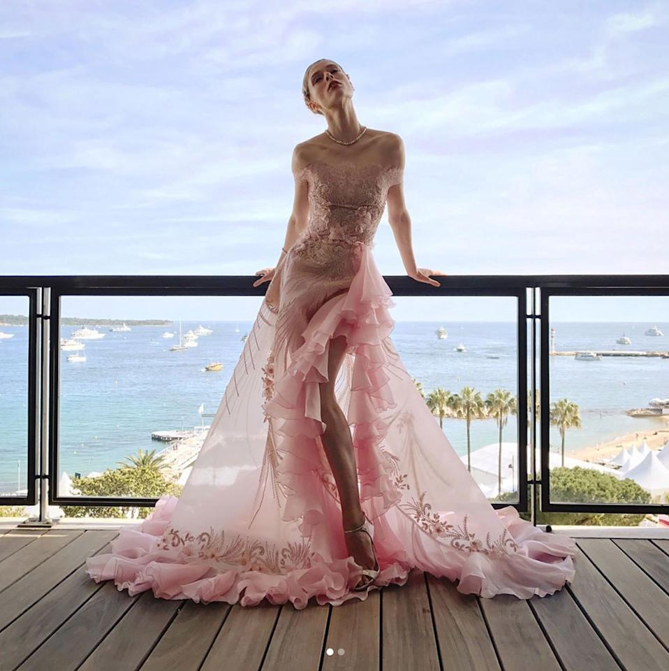 """<p>The best way to describe <a rel=""""nofollow"""" href=""""http://people.com/home/inside-model-coco-rocha-family-home/"""">Coco Rocha's</a> <a rel=""""nofollow"""" href=""""http://www.anrdoezrs.net/links/8029122/type/dlg/sid/POHOMECelebHotelsMS/https://www.hotels.com/hotel/details.html?tab=description&hotel-id=216997&ZSX=0&SYE=3&q-room-0-children=0&q-room-0-adults=2"""">Cannes hotel</a> is right in the name: Majestic. A private pool and beach, a projection room, spa and kids' suite are a few of the many luxurious amenities guests will be privy to. </p>"""